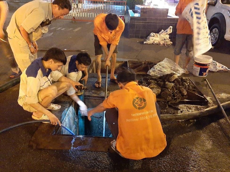 Tân Tiến Phát đơn vị thu gom bùn thải công nghiệp Hậu Giang uy tín nhất