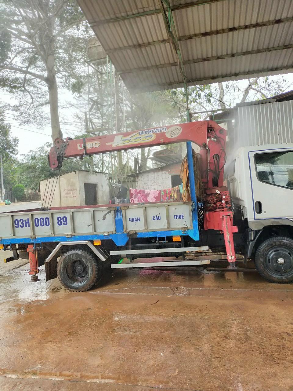 Số điện thoại dịch vụ xe cẩu tại Bình Phước [TÂN TIẾN PHÁT]